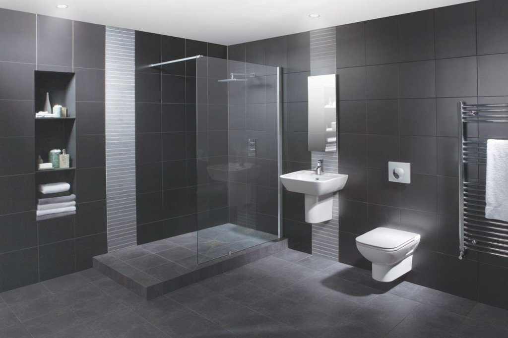 How To Create The Minimalist Illusion In The Bathroom