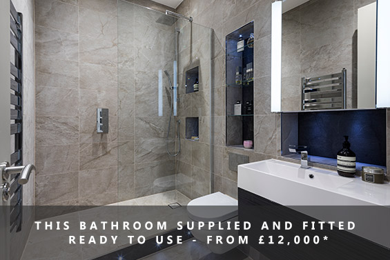 Small Bathroom Design & Installation | The London Bath Co.