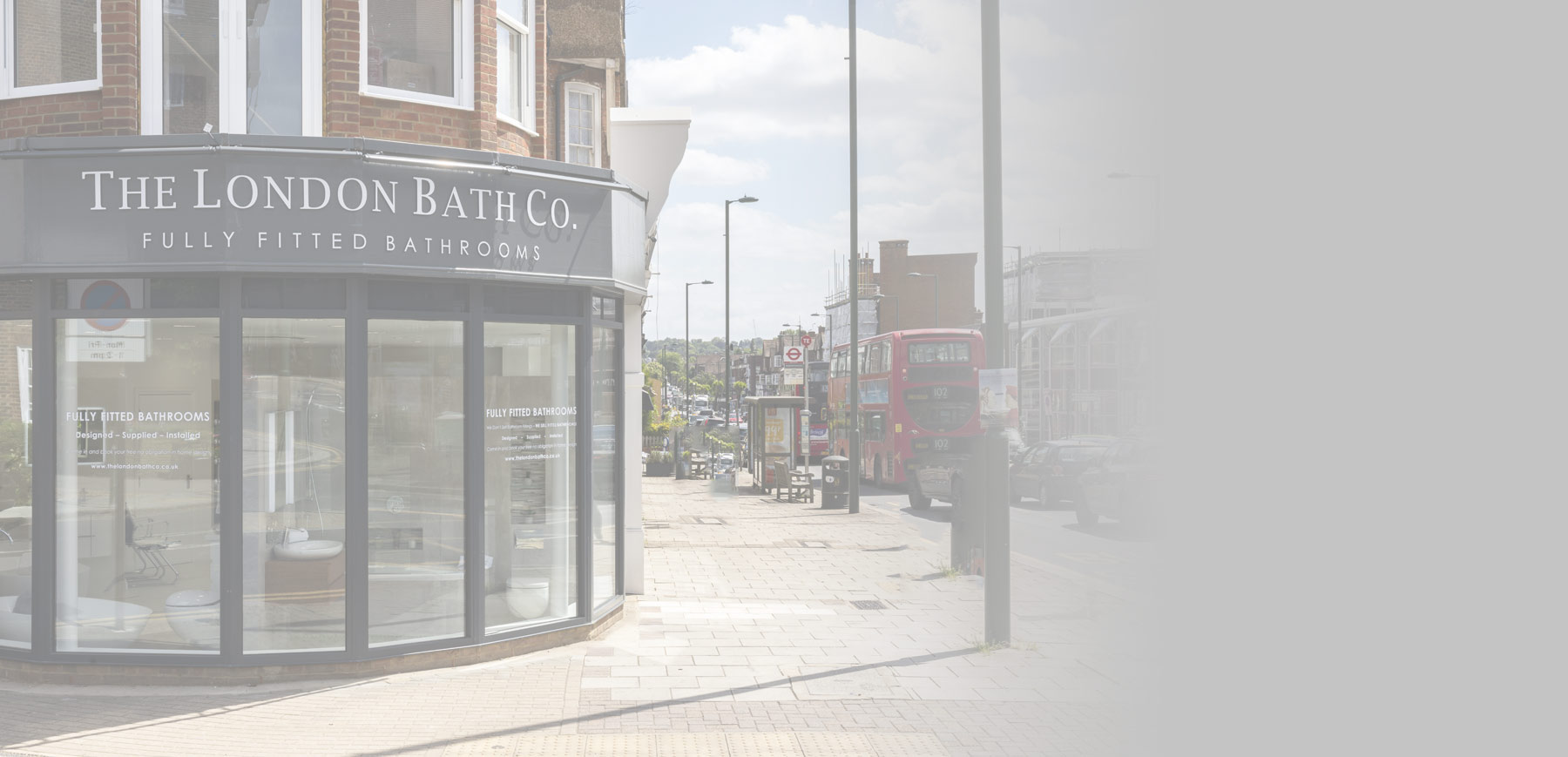 Come and visit our new bathroom showroom in Finchley North London