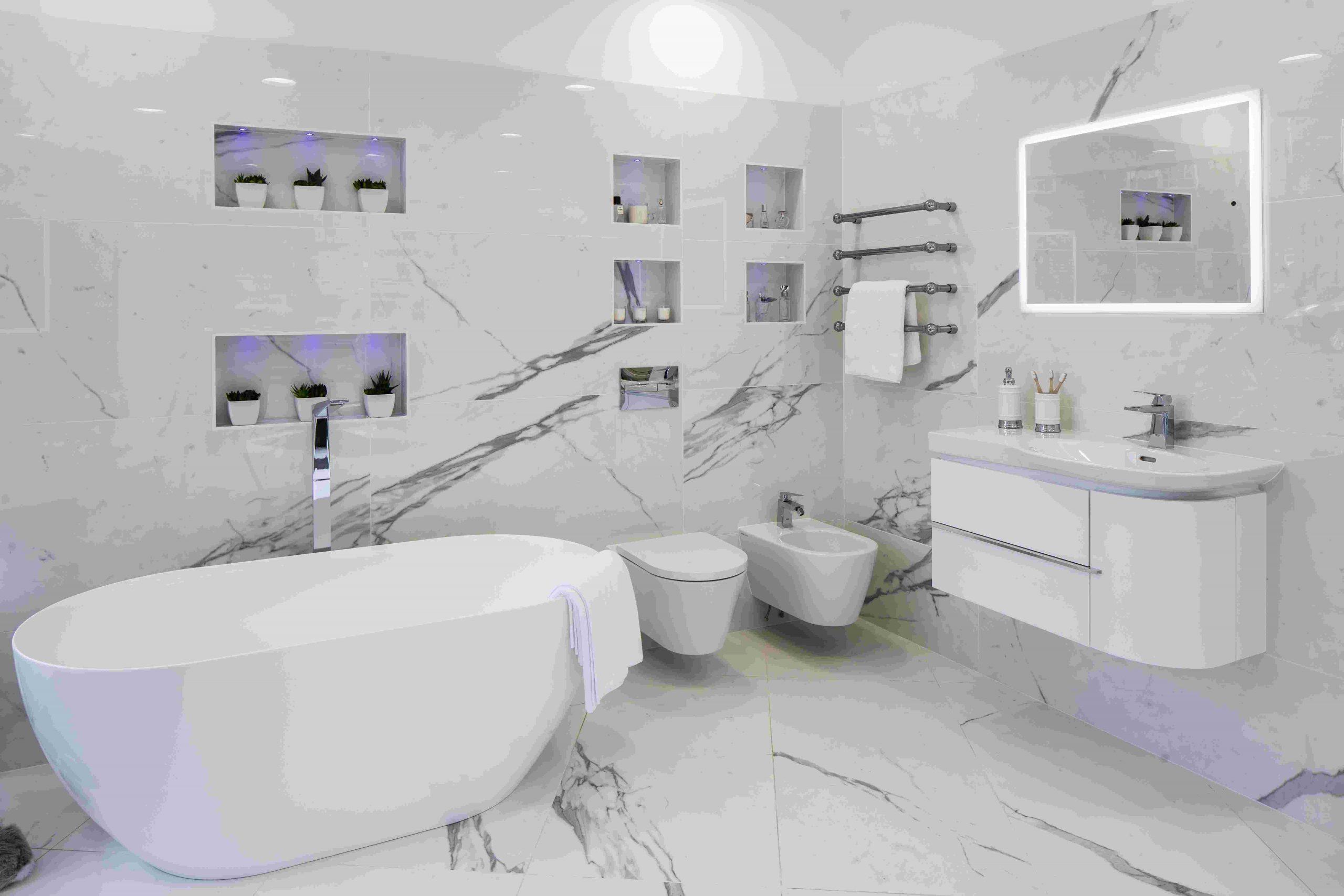6 Creative Bathroom Storage Ideas
