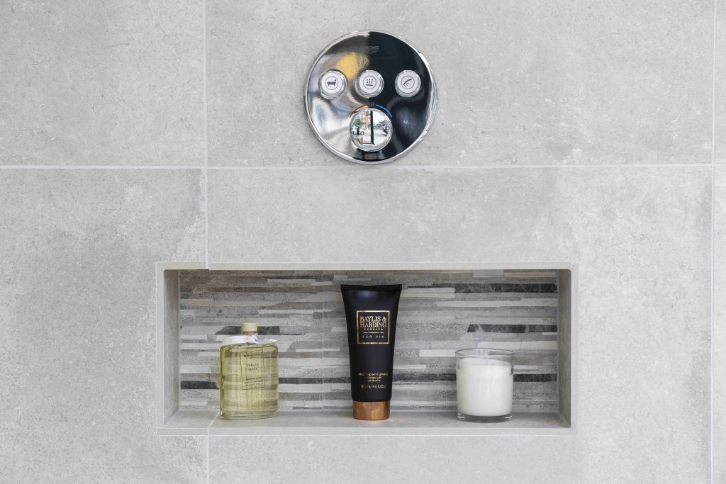 Bathroom Wall Niche