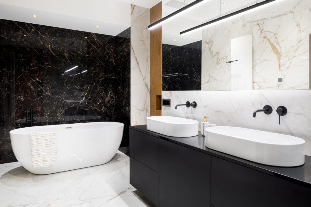 Contemporary Handleless Bathroom