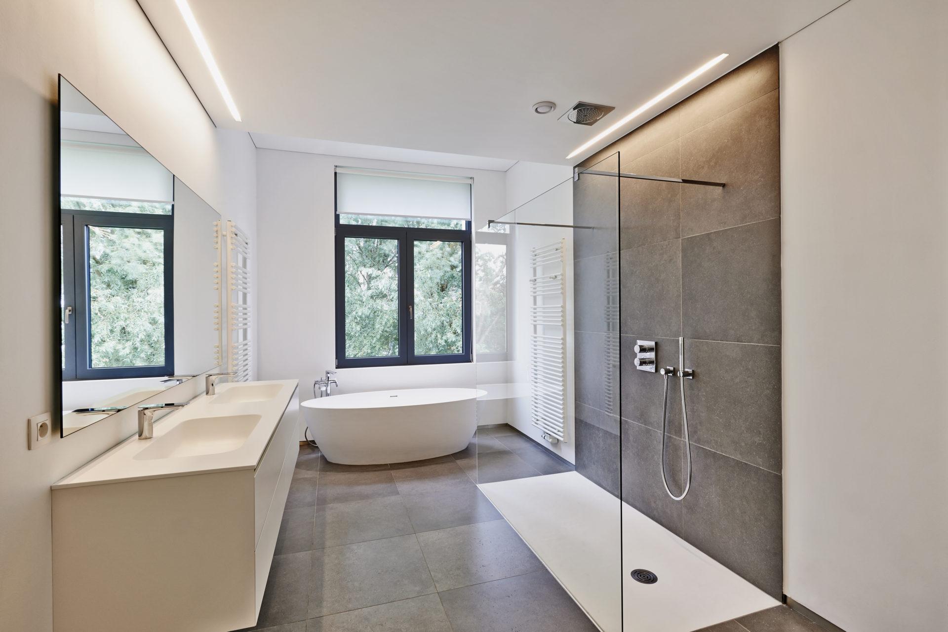 - LUXURY BATHROOMS -
